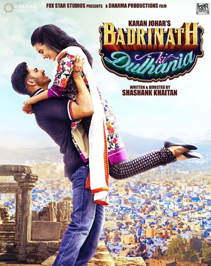 Alia Bhatt and Varun Dhawan on Filmfare cover are so much in love!- BKD New Poster