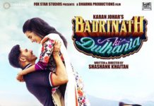 New Poster Of 'Badrinath Ki Dulhania' Is Giving Us Some Lovely Feel
