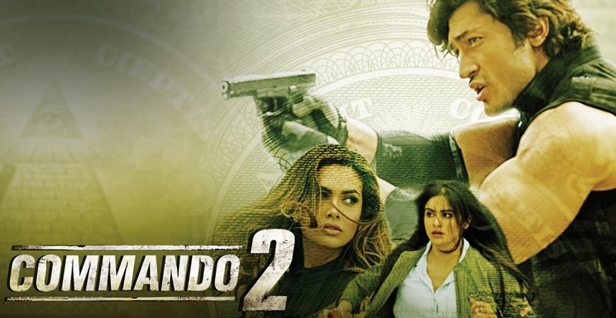 Commando 2 Music Review and Soundtrack- Songs are good to be heard in background