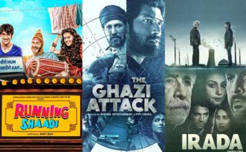 First Weekend Box Office Collection: The Ghazi Attack, Irada And Running Shaadi