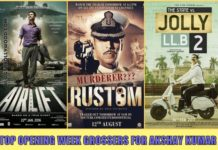 Jolly LLB 2 First Week Box Office Collection