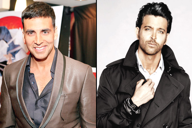Read What Hrithik Roshan Has To Say About Akshay Kumar's Jolly LLB 2