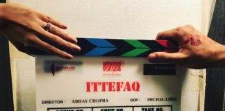 Ittefaq Remake has finally kicked off as Sonakshi Sinha starts shooting for it