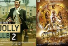 Jolly LLB 2 Beats Singh Is Bliing's Lifetime Collection