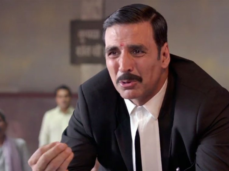 Revealed: Akshay Kumar's Favourite Deleted Scene From Jolly LLB 2