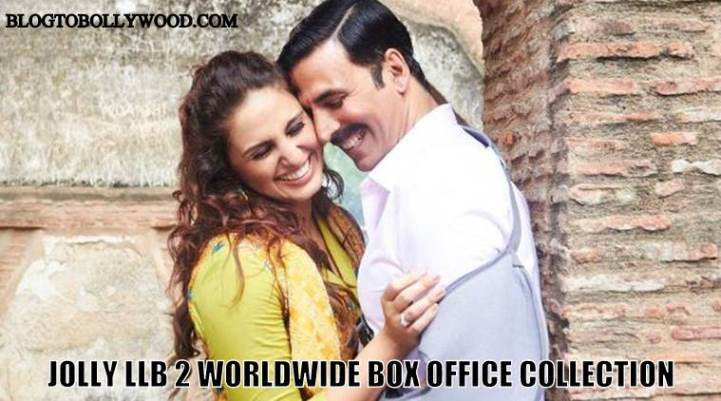 Jolly LLB 2 Worldwide Box Office Collection: Grosses 135 Crores In The First Week