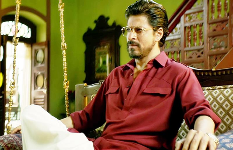 Party time for SRK as Raees grosses 200 crores globally!