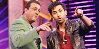 Here are some exclusive pics of Ranbir Kapoor as Sanjay Dutt from the biopic's setHere are some exclusive pics of Ranbir Kapoor as Sanjay Dutt from the biopic's set
