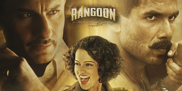 Rangoon Screen Count, Budget And Box Office Economics