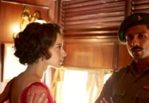 Rangoon First Day Collection - Average Opening At Box Office