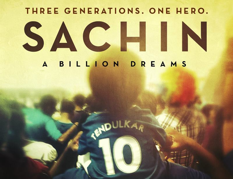 Sachin: A Billion Dreams first week collection