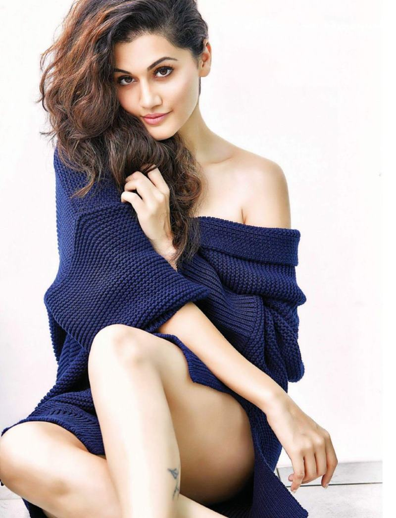 10 Hot Pics of Taapsee Pannu, the rising star of Bollywood- Taapsee 4
