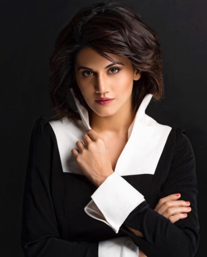 10 Hot Pics of Taapsee Pannu, the rising star of Bollywood