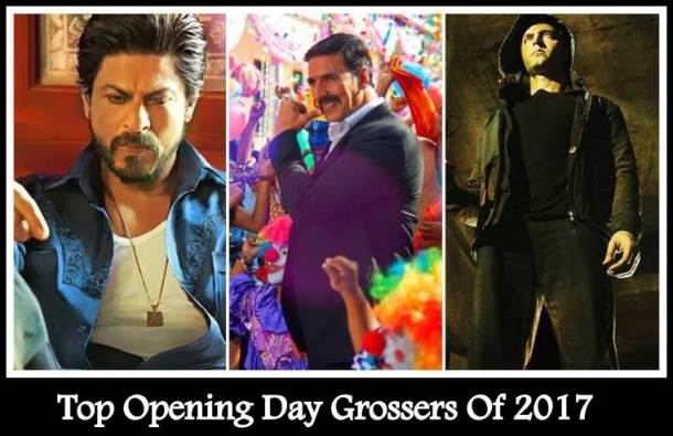 Box office report 2017 highest opening day collection - Highest box office collection bollywood ...