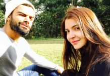 Virat Kohli expresses his love for Anushka Sharma and we cannot get over it!