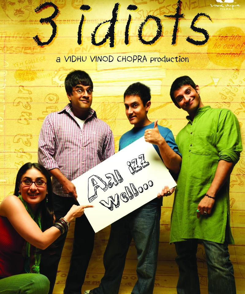 5 Movies Rejected by Anushka Sharma that you probably didn't know about- 3 Idiots