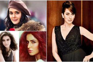 Top Bollywood Actresses who have worked with all the three Khans!