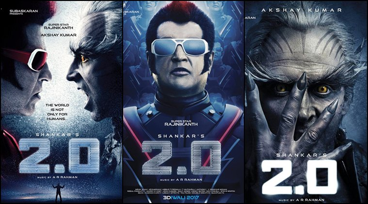 Revealed: Akshay Kumar And Rajinikanth's Robot 2 Trailer Release Date