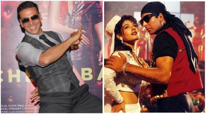 Akshay Kumar Reveals The Name Of The Current Mast Mast Girl