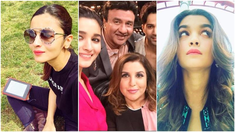 Who is the Selfie Queen of Bollywood?- Alia