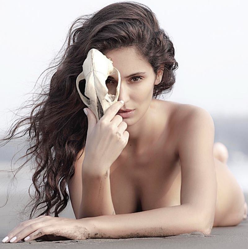 Bruna Abdullah sheds it all in her latest photoshoot and takes Instagram by storm!- 1