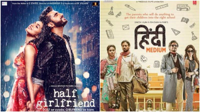 Bollywood 2017: Movies That Will Clash At The Box Office In 2017- HG vs Hm