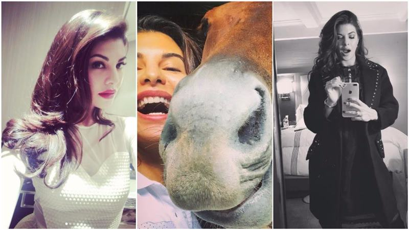 Who is the Selfie Queen of Bollywood?- Jacqueline
