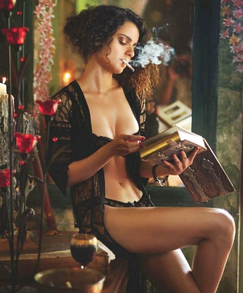 5 Facts about Kangana Ranaut which prove she is the most badass Bollywood actress- Kangana 3