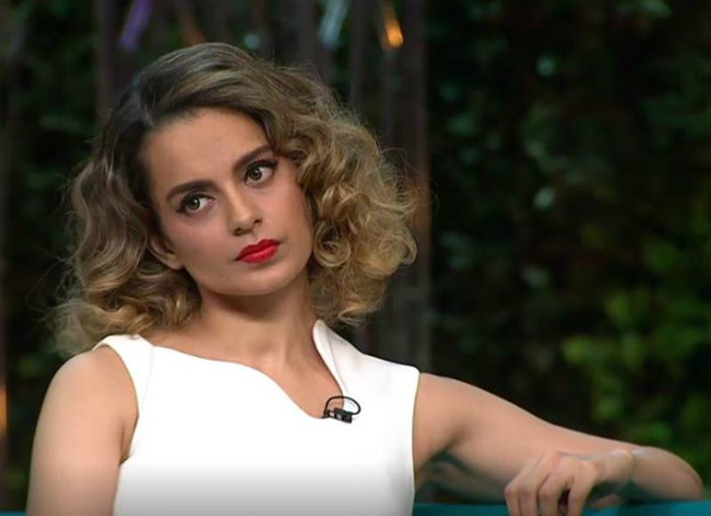 5 Facts about Kangana Ranaut which prove she is the most badass Bollywood actress- Kangana 5