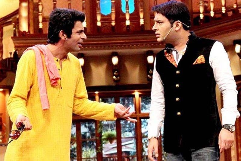 Kapil Sharma-Sunil Grover fight is not going to end so easily, Kapil opens up about it