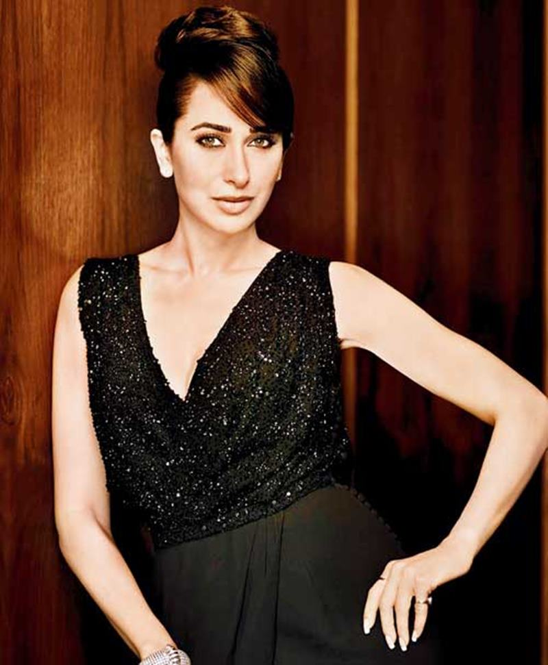 Top Bollywood Actresses who have worked with all the three Khans!- Karisma