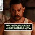 Whopping! The Amount Of Money Aamir Khan Made From Dangal Is Unbelievable