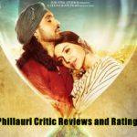 Phillauri Movie Review: Critic Reviews & Ratings, Live Audience Reviews