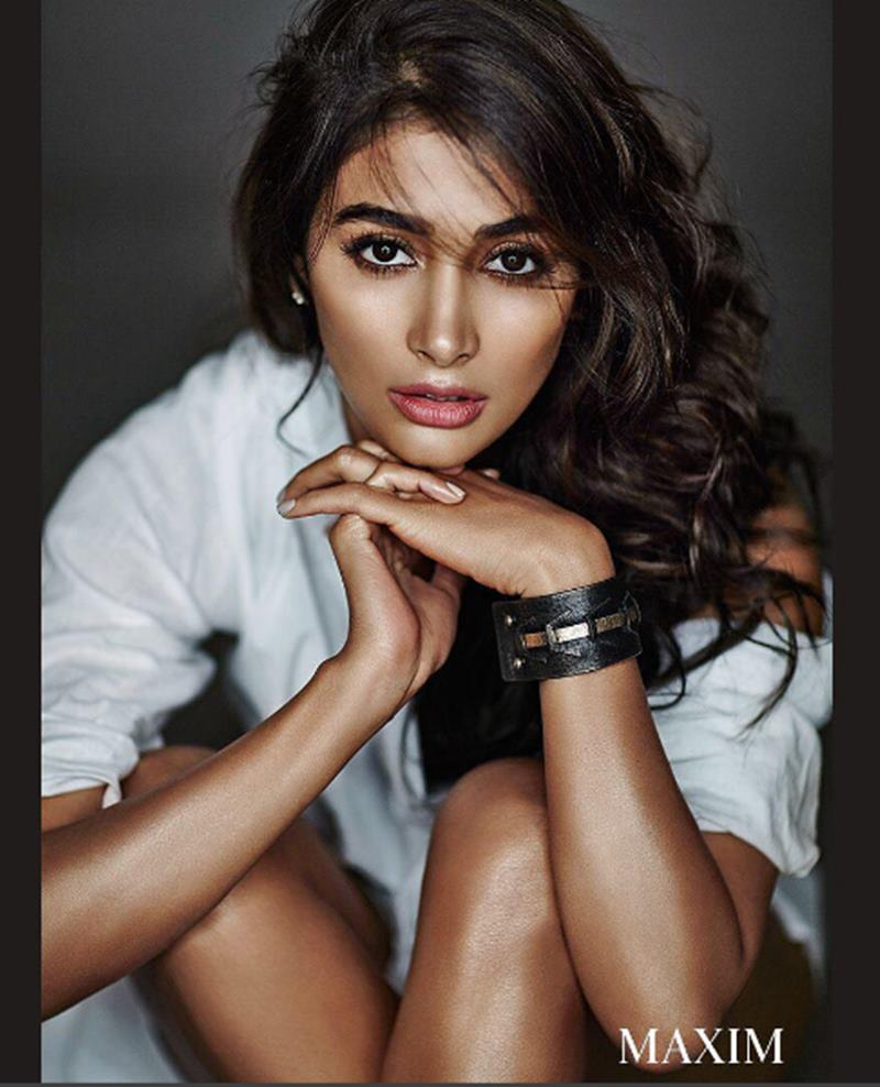 This hot Maxim photoshoot of Pooja Hegde sheds her girl-next-door image- 1