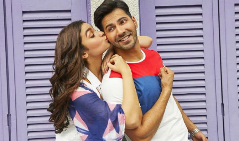 Badrinath Ki Dulhania First Monday Collection