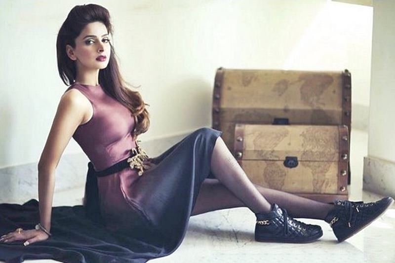 Facts and Pictures of Saba Qamar, the lead in Irrfan Khan's Hindi Medium- Saba 5