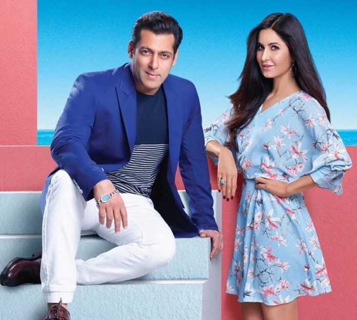 Salman Khan and Katrina Kaif in Tiger Zinda Hai photoshoot look so good