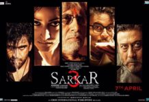 Amitabh Bachchan is back angrier than ever in Sarkar 3 First Look!