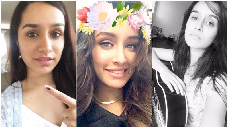 Who is the Selfie Queen of Bollywood?- Shraddha