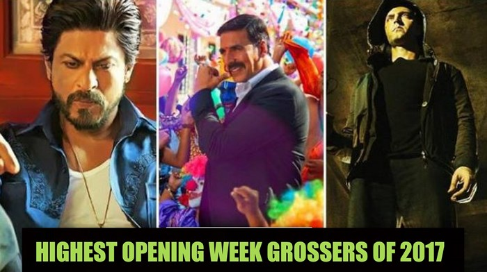 Top Opening Week Grossers Of 2017   Highest Opening Week Collection Bollywood 2017