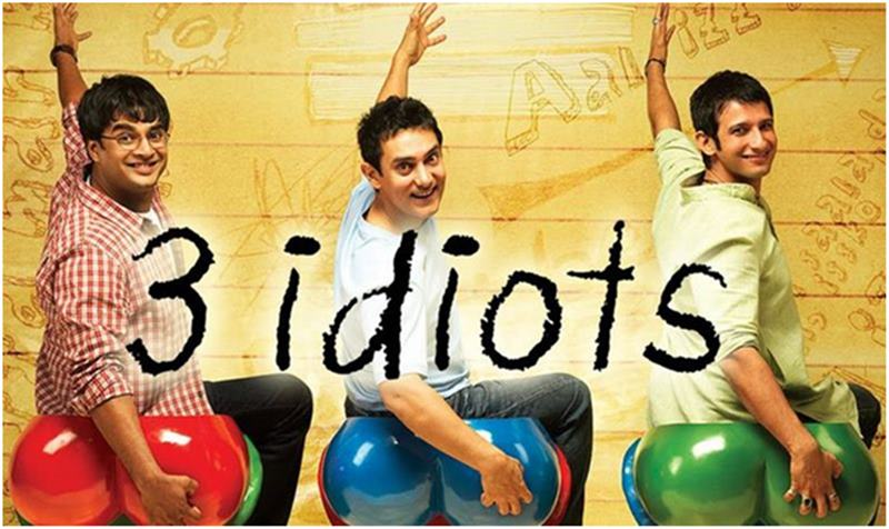 3 Idiots - First 200 crore movie of Bollywood