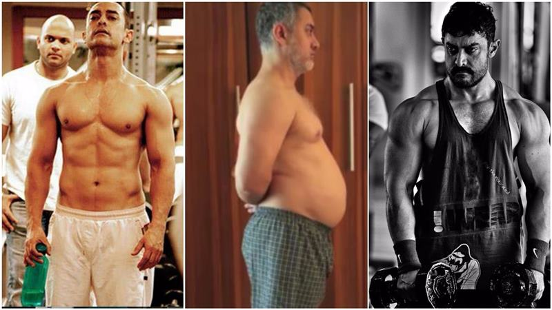 7 most inspiring flab to fab stories of Bollywood Actors- Aamir
