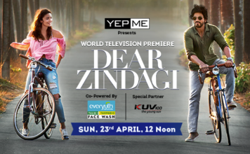 Best Reasons To Not Miss the World Television Premiere of Dear Zindagi