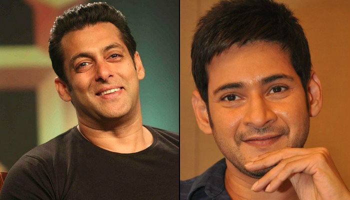 It's Salman Khan Vs Mahesh Babu On 23rd June 2017
