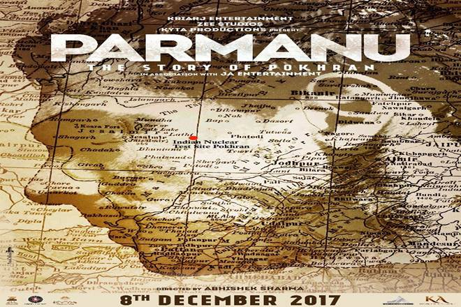 Parmanu first look poster