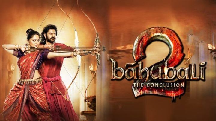 Bahubali 2 4th day, Monday collection