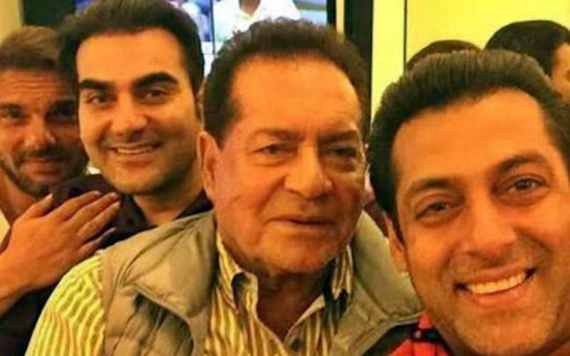 Meet Salman Khan's family and get to know all about them in here!- Brothers