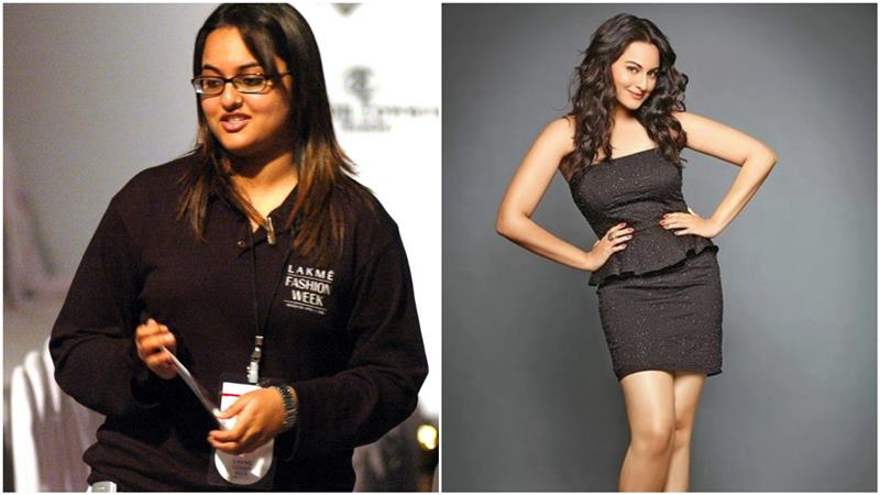 7 most inspiring flab to fab stories of Bollywood Actresses- Sonakshi