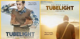 Tubelight Movie Posters: Salman Khan's Film Has Blockbuster Written All Over It