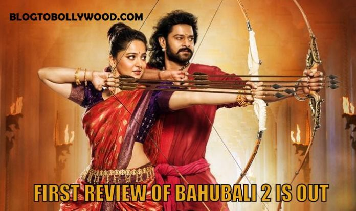 First review of Bahubali 2
